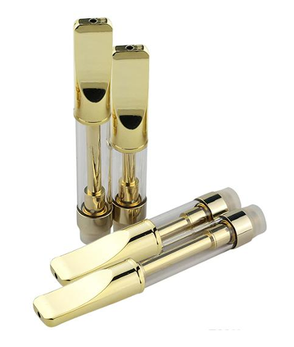 510 Vape Cartridge / Gold – Thin Oil