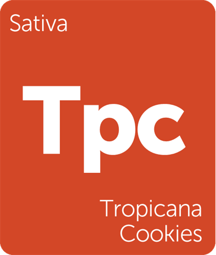 Tropicana Cookies Terpenes